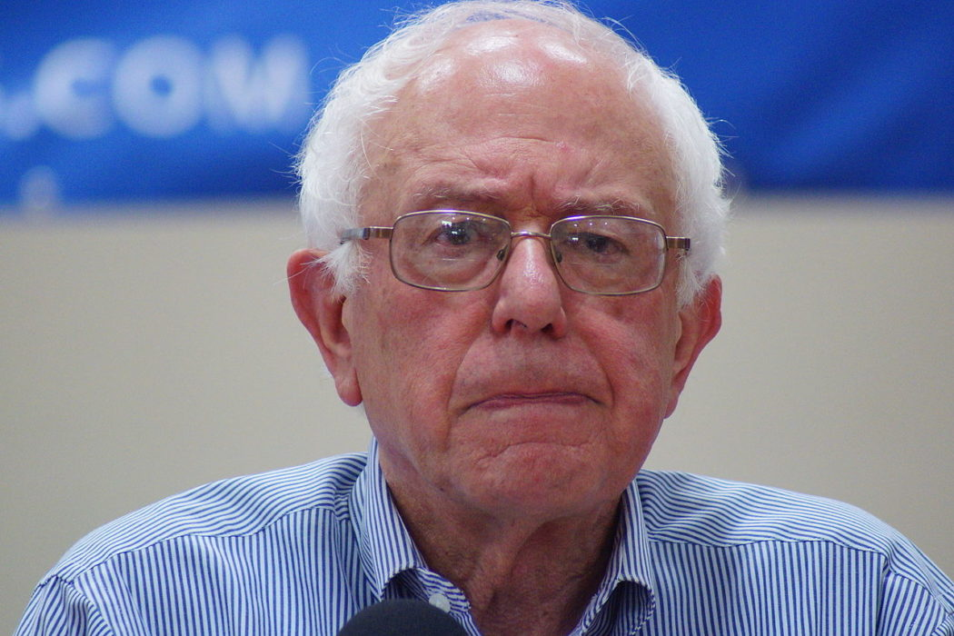 Sanders Makes An Outrageous Claim About The Police