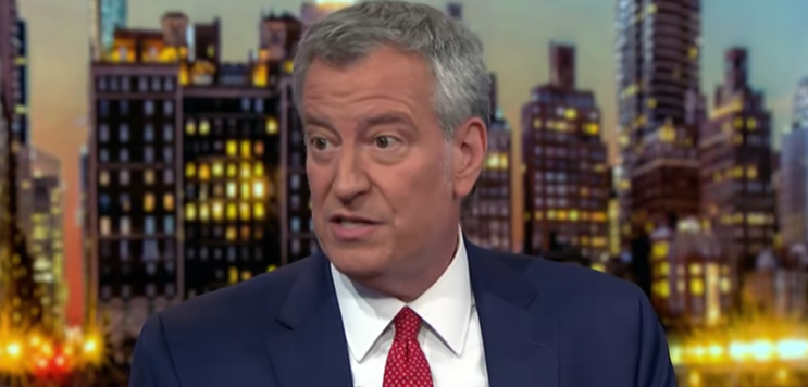 No Wonder de Blasio Is Tottally Useless: Report Exposes How Many Hours He Works Per Month
