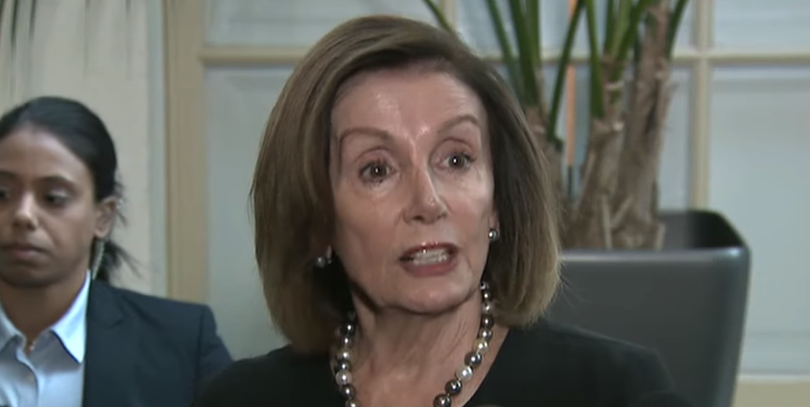 Breaking: Pence Makes Pelosi Eat Her Words, Refuses To Invoke The 25th Amendment