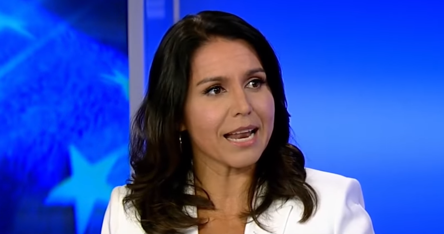 Tulsi Gabbard Warns: 'The American People Are Being Lied To' By Biden- DUH!