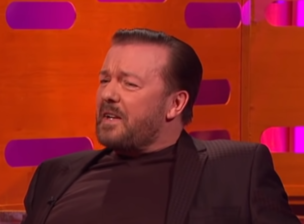 MSM Attacks Gervais For Roasting Hollywood Celebs