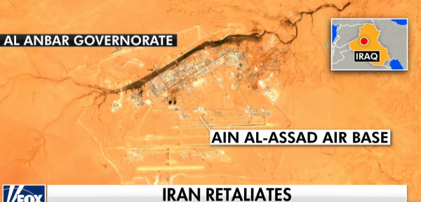 Turns Out The Iran Missile Attack Had More Victims Than Originally Reported.