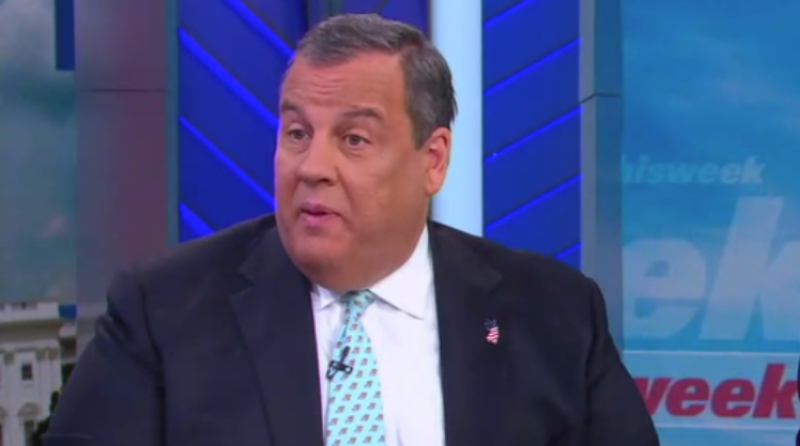 Chris Christie Reminds Everyone Who Politicized The Vaccines, Hint: It Wasn't Trump