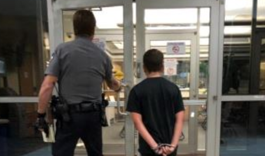 PC Out Of Control: You Won't Believe Why These Two Small Boys Were Hit With Felony Charges