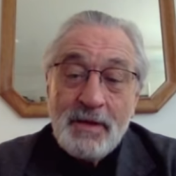 WATCH: Unhinged Liberal Actor Threatens Trump Supporters: 'They Should Be Afraid!