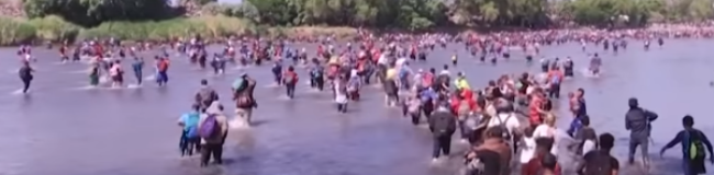 Just When You Thought The Border Crisis Couldn't Get Any Worse... Leaked Docs Shed Light