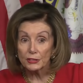 Toothless Pelosi Is Scared To Death Of The Squad - Here's Proof [Video]