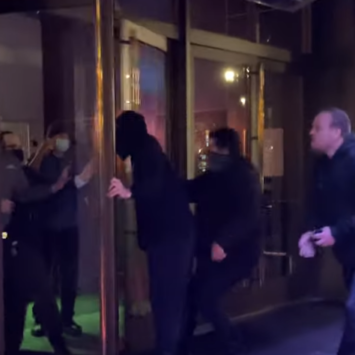 Terrifying Footage Shows Violent Antifa Mob Hunting Conservative Journalist