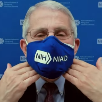 Dr. Fauci's Drunk With Power, Just Listen To His Sick Rant About People Who Question Him