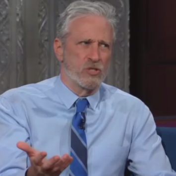 John Stewart 'Surprised' At Blowback After Pointing Out The Obvious About Covid