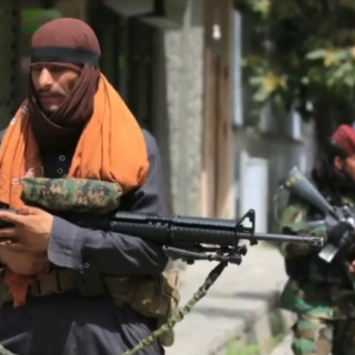 Twilight Zone: Taliban Takes 6 Planes Of Americans Hostage, And No One Cares?